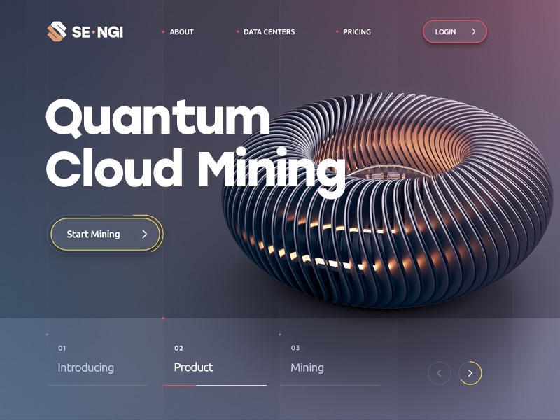 3D web Sengi