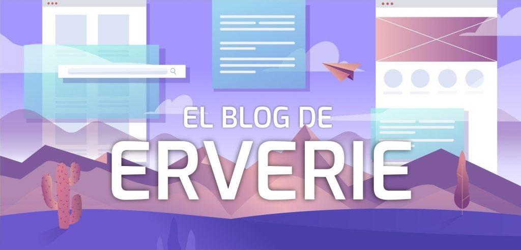 Vectores web Erverie Blog